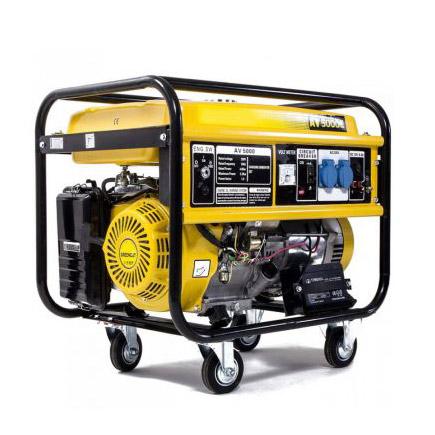 Alquiler de generador eléctrico para eventos en Valladolid