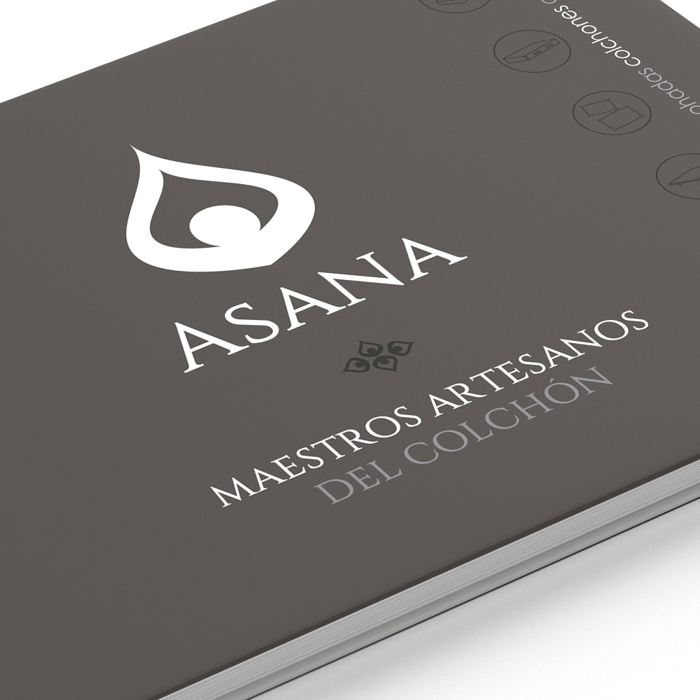 Asana - Diseño Gráfico - alQuimia Publicidad - Valladolid