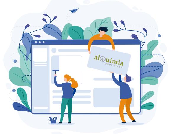Diseño Web en Valladolid - alQuimia Publicidad