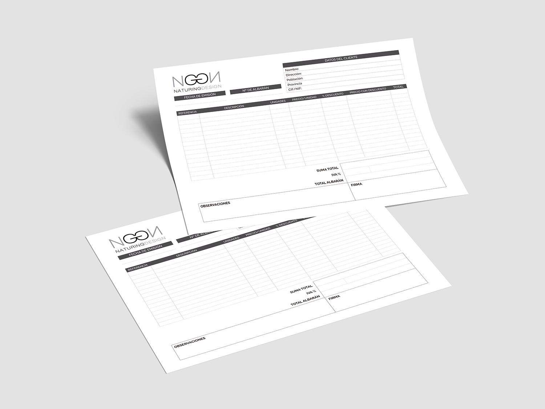 NATURING DESIGN - Diseño Gráfico - alQuimia Publicidad - Valladolid