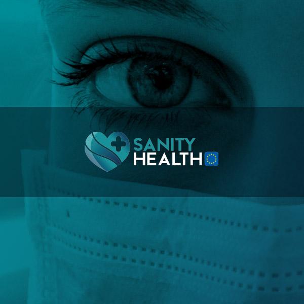 SANITY HEALTH - Diseño Web - alQuimia Publicidad - Valladolid