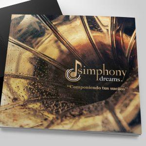 Simphony Dreams - Diseño Gráfico - alQuimia Publicidad - Valladolid